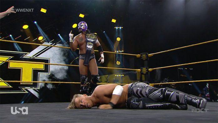 Fantasma wins Cruiserweight Title