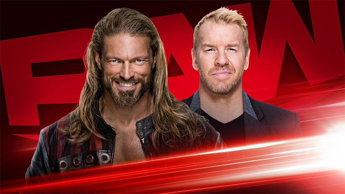 Peep Show returns on Raw