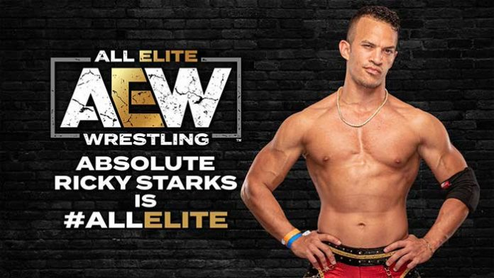 Ricky Starks and Abadon sign with AEW