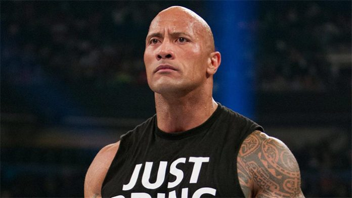 The Rock comments on racial injustice
