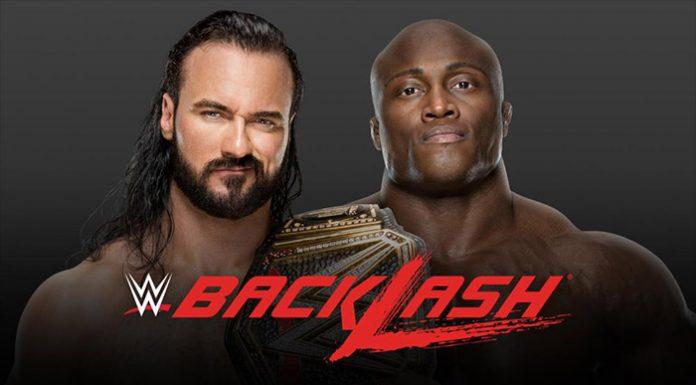 WWE Backlash Predictions