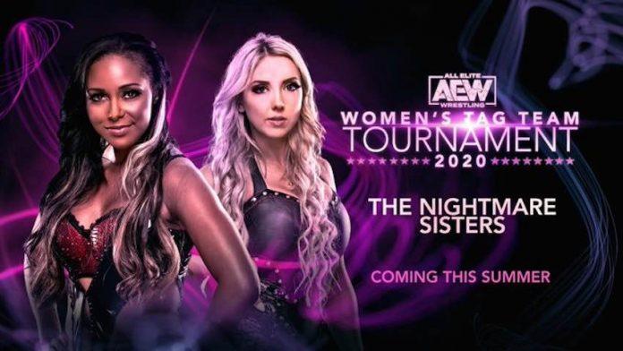 AEW announces Women's Tag Team Cup Tournament