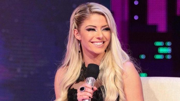 Alexa Bliss announces she has joins Cameo