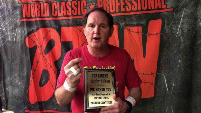 Bobby Fulton announces retirement from wrestling
