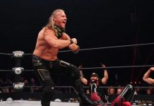 Chris Jericho declares AEW again is the real winner over NXT in the ratings