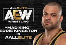 Eddie Kingston is #AllElite