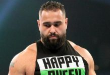 Former WWE Superstar Rusev tests positive for COVID-19