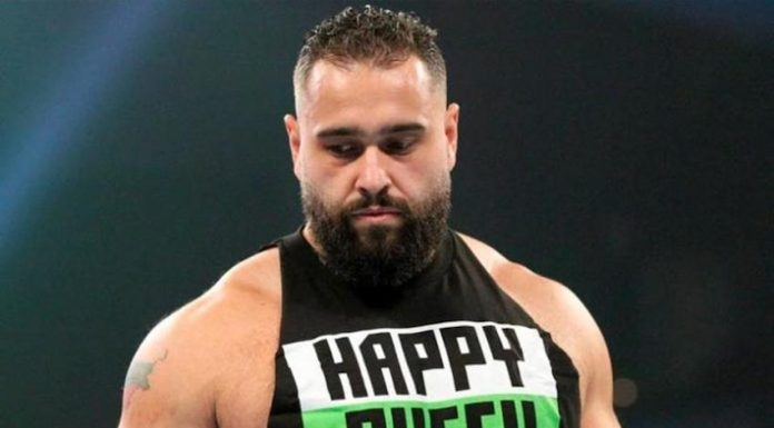 Former WWE Superstar Rusev tests positive for COVID-19