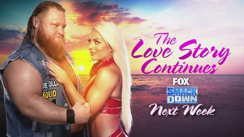 Love story between Otis and Mandy and new match next week on SmackDown