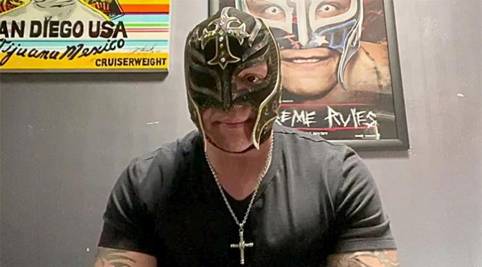 Rey Mysterio working without WWE contract