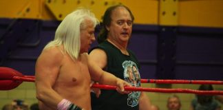 """Ricky Morton and Robert Gibson jointly file to trademark """"Rock 'N' Roll Express"""