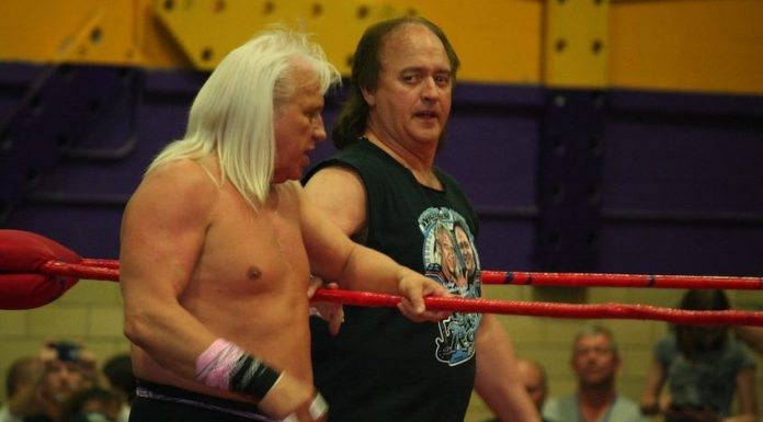 "Ricky Morton and Robert Gibson jointly file to trademark ""Rock 'N' Roll Express"