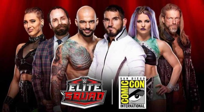 WWE Elite Squad to host virtual Mattel panel for San Diego Comic-Con