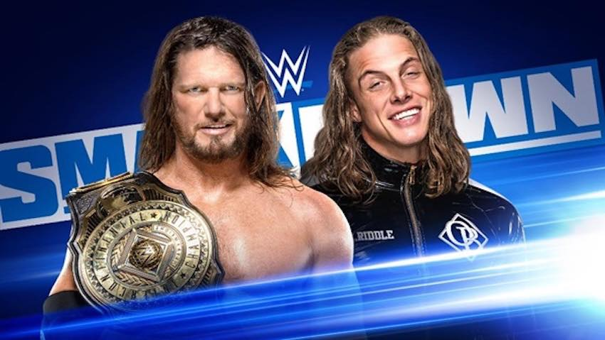 WWE SmackDown Preview for July 17