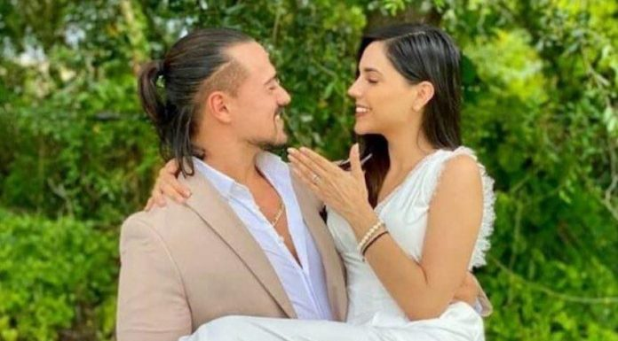 WWE Raw Superstar Angel Garza gets married