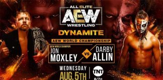 AEW Dynamite for August 5 and 12