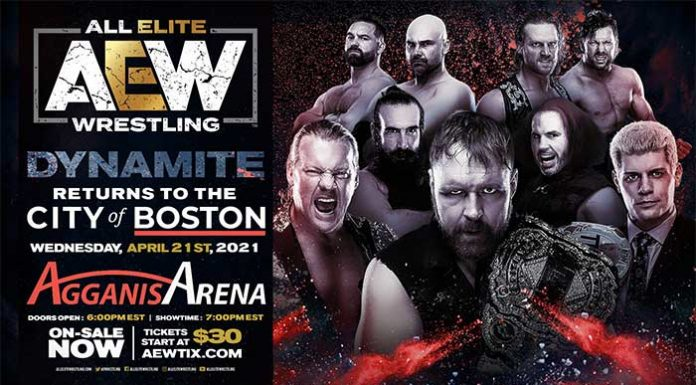 AEW Dynamite dates rescheduled