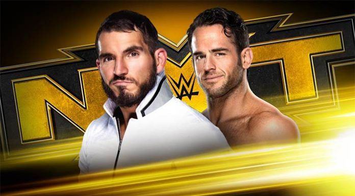 Gargano vs. Strong on NXT