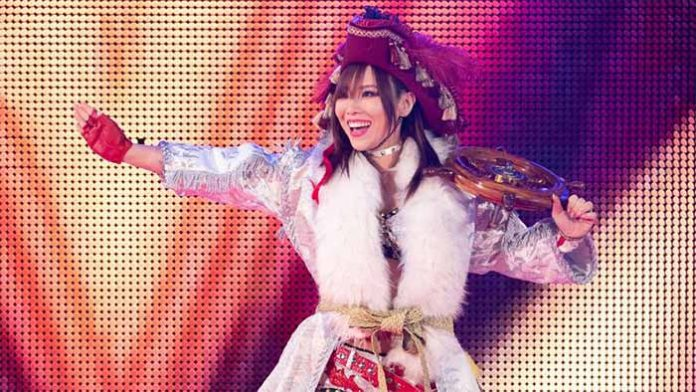 Kairi Sane finishing with WWE