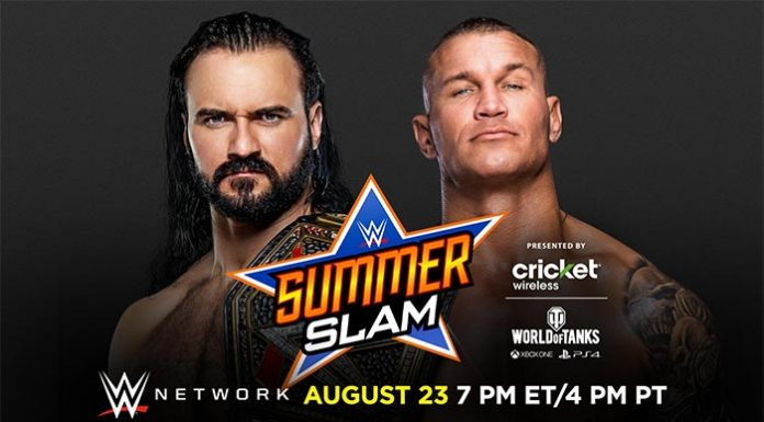New SummerSlam matches