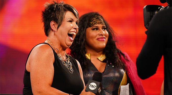 Vickie Guerrero on AEW