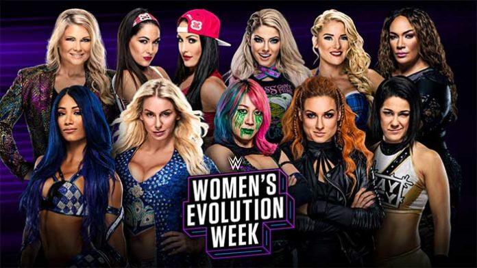 Women's Evolution celebration