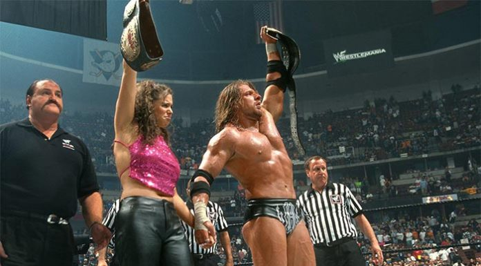 WWF WrestleMania 2000 Results