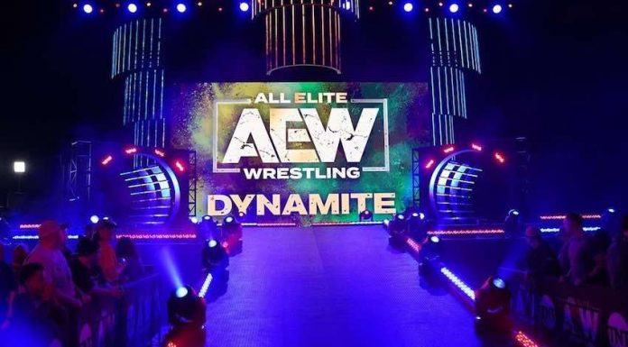 Huge 14-Man Tag Match set for next week's Dynamite