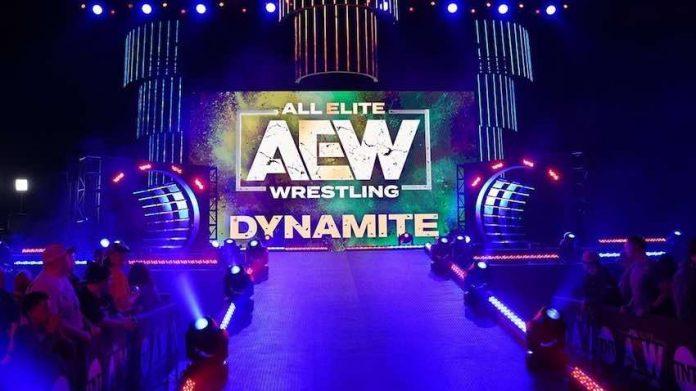Huge 14-Man Tag Match set for next week's Dynamite