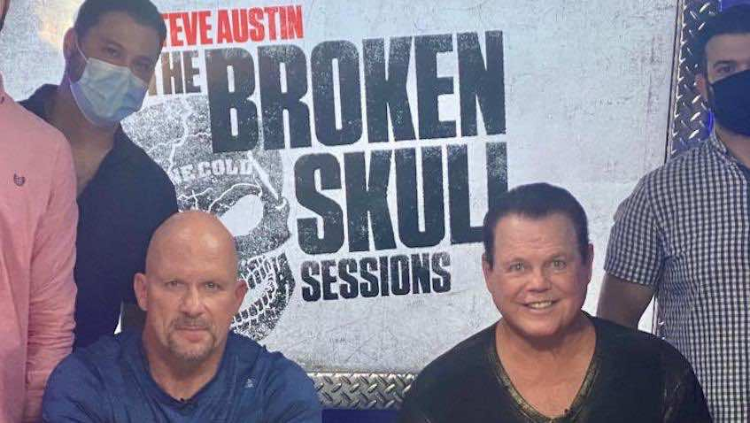 Jerry Lawler to appear on Broken Skull Sessions