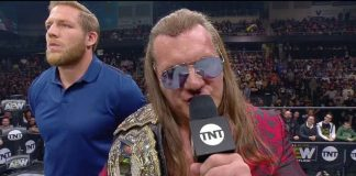 Chris Jericho touts another Dynamite win over NXT