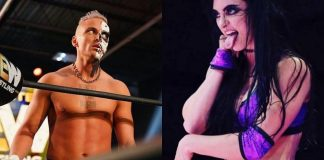 Darby Allin and Priscilla Kelly are getting a divorce