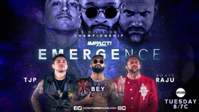 IMPACT Results - 8/18/20