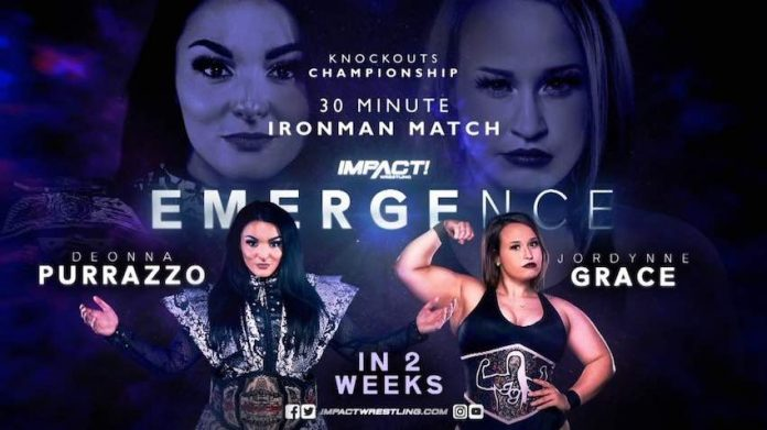 First-ever Knockouts Ironman Match announced for IMPACT Emergence