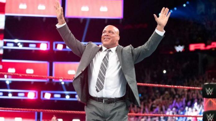 Kurt Angle celebrates seven years of sobriety