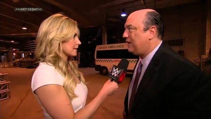 Paul Heyman comments on Renee Young departing WWE
