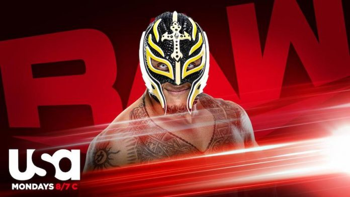 WWE teases a return of Rey Mysterio to Raw