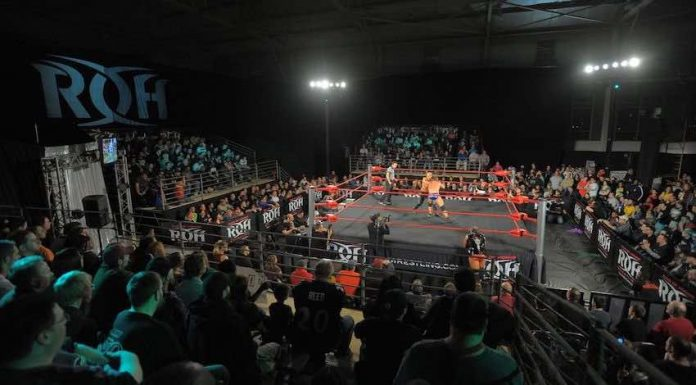 Ring of Honor announces the return of television tapings