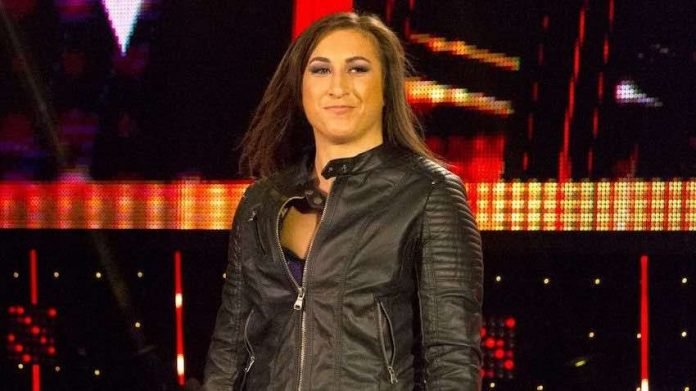 Rachael Ellering comments on her AEW Dark appearance