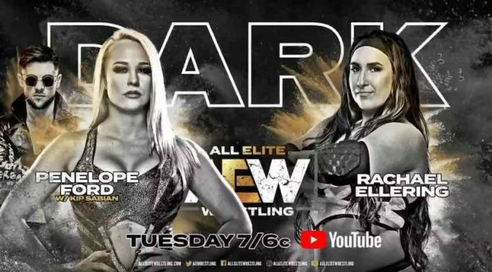 Rachael Ellering to make AEW debut this Tuesday on Dark