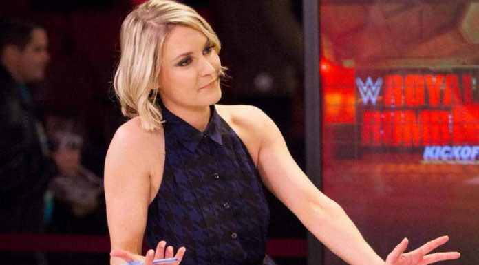 Renee Young reportedly has given her notice to WWE