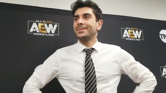 Tony Khan thanks fans for watching last night's episode of Dynamite