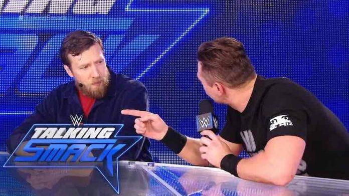 WWE interested in bringing back Talking Smack