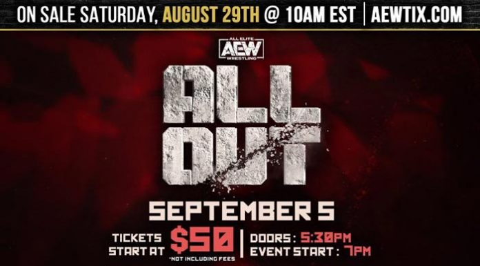 AEW tickets on-sale