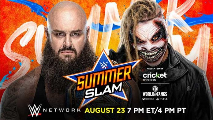 New SummerSlam stipulation