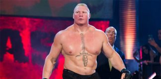 Brock Lesnar is a free agent