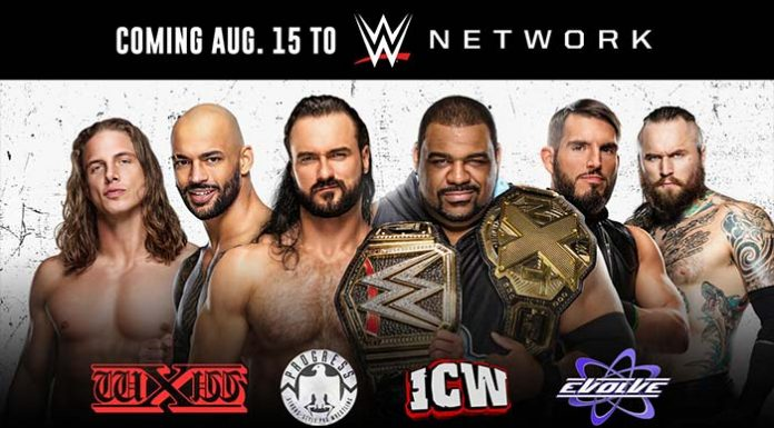 Indy Wrestling coming to WWE Network