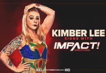 IMPACT signs Kimber Lee