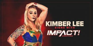 IMPACT signs Kimber Lee