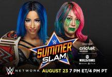 New SummerSlam matches